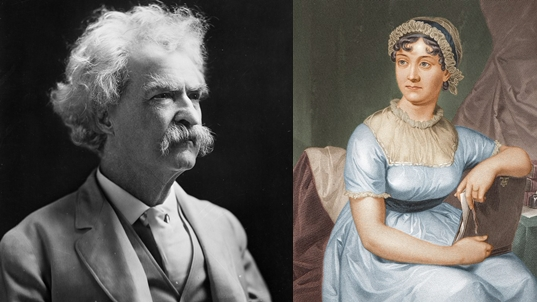 mark twain essay on jane austen 'the war prayer' is an essay written by mark twain about the results of war and how pride teaching jane austen mark twain's the war prayer summary related.