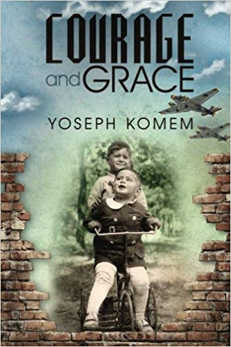 Courage and Grace by Yoseph Komem