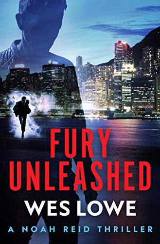 Fury Unleashed by Wes Lowe