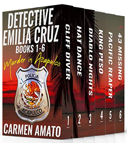 Murder in Acapulco by Carmen Amato