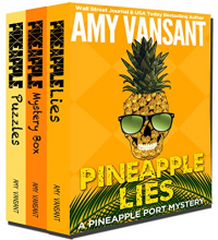 Pineapple Port Mystery Series by Amy Vansant