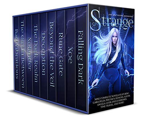 Strange: Not Your Normal Paranormal by Various Authors