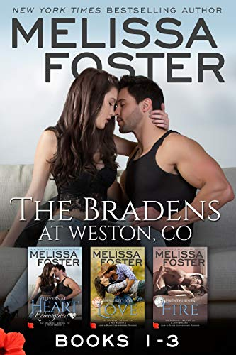 The Bradens at Weston (Box Set, Books 1-3)