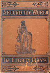around the world in eighty days cover