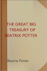 the great big treasury of beatrix potter cover