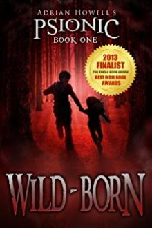 Wild-born by Adrian Howell