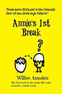 Annie's 1st Break by Willee Amsden