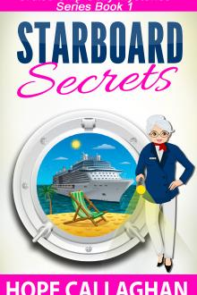 Starboard Secrets by Hope Callaghan