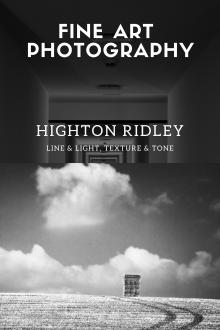 Black & White Fine Art Photography of Highton Ridley