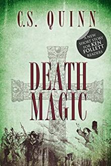 Death Magic by CS Quinn