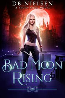Bad Moon Rising by DB Nielsen