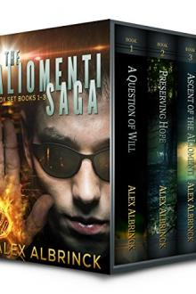 The Aliomenti Saga Box Set  by Alex Albrinck