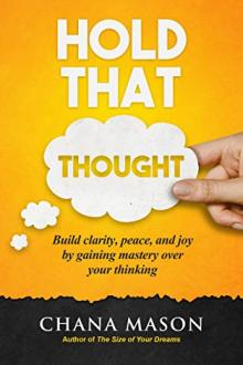 Hold that Thought by Dave Mason, Chana Mason