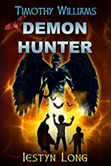 Timothy Williams Demon Hunter by Iestyn Long