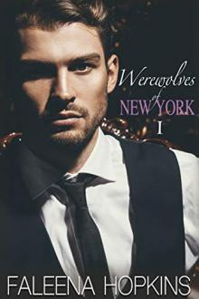 Werewolves of New York by Faleena Hopkins