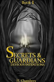 Secrets and Guardians: Devious Intentions by H. Chambers