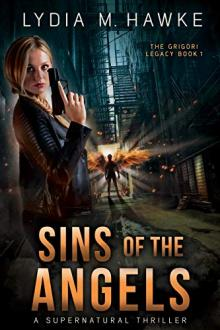 Sins of the Angels by Lydia M. Hawke