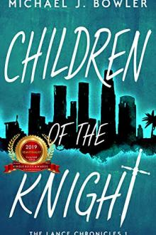 Children of the Knight by Michael J. Bowler