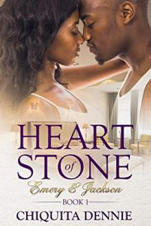 Heart of Stone Emery and Jackson by Chiquita Dennie
