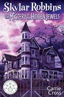 Skylar Robbins: The Mystery of the Hidden Jewels by Carrie Cross