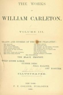 The Black Prophet: A Tale of Irish Famine by William Carleton