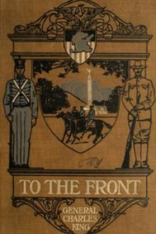 To The Front by Charles King