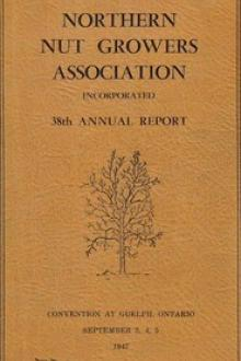 Northern Nut Growers Association Report of the Proceedings at the Thirty-Eighth Annual Meeting