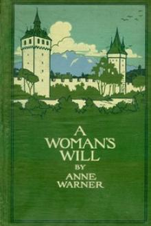 A Woman's Will by Anne Warner