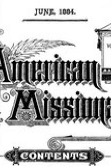 The American Missionary — Volume 38, No