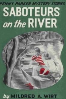 Saboteurs on the River by Mildred Augustine Wirt