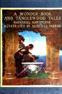 A Wonder Book and Tanglewood Tales by Nathaniel Hawthorne