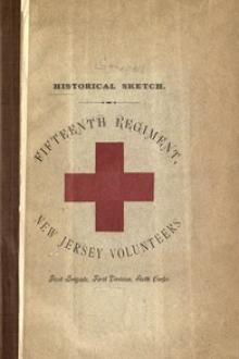 Historical sketch of the Fifteenth Regiment, New Jersey Volunteers