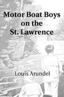 Motor Boat Boys on the St. Lawrence by Louis Arundel