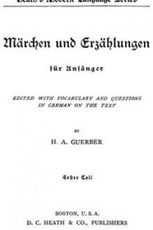 Märchen und Erzählungen für Anfänger. Erster Teil