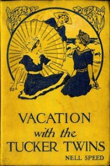 Vacation with the Tucker Twins by Nell Speed