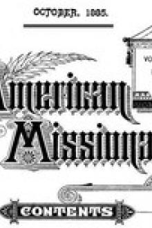 The American Missionary — Volume 39, No