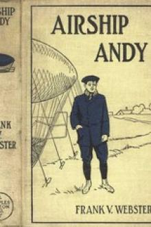 Airship Andy by Frank V. Webster