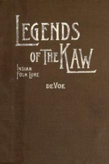 Legends of The Kaw by Carrie De Voe