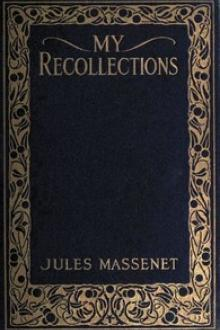 My Recollections by Jules Massenet