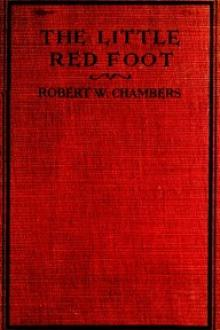 The Little Red Foot by Robert W. Chambers