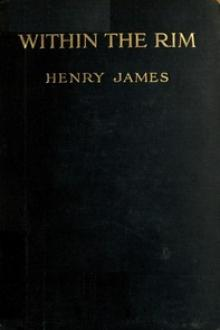 Within the Rim by Henry James