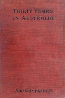 Thirty Years in Australia by Ada Cambridge