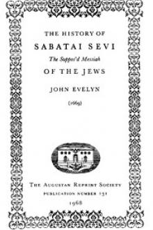 The History of Sabatai Sevi by John Evelyn