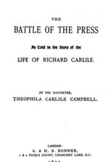 The Battle of The Press