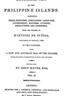 An Historical View of the Philippine Islands, Vol 2 (of 2)