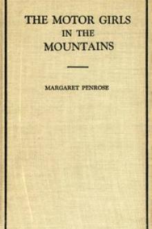 The Motor Girls in the Mountains by Margaret Penrose