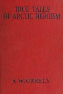 True Tales of Arctic Heroism in the New World by Adolphus Washington Greely