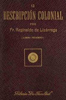 Descripción colonial, libro primero