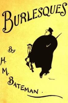 Burlesques by Henry Mayo Bateman