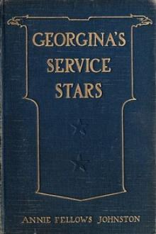 Georgina's Service Stars by Annie Fellows Johnston